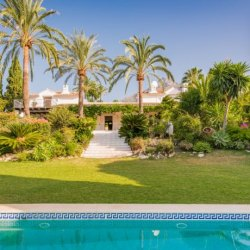 Exceptional Marbella villa for sale