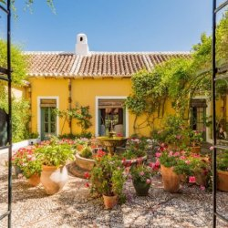 Charming Andalusian finca with a rich pedigree in Malaga province