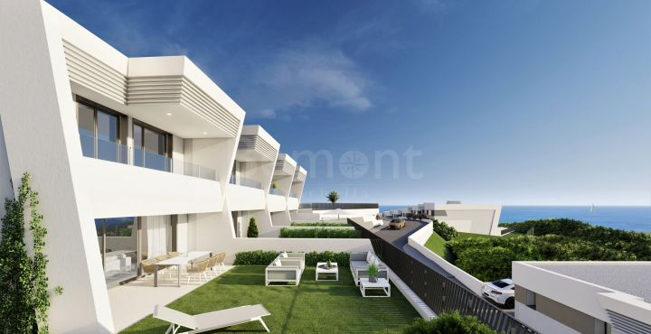 New build 3-bedroom townhouse for sale in Marbella East