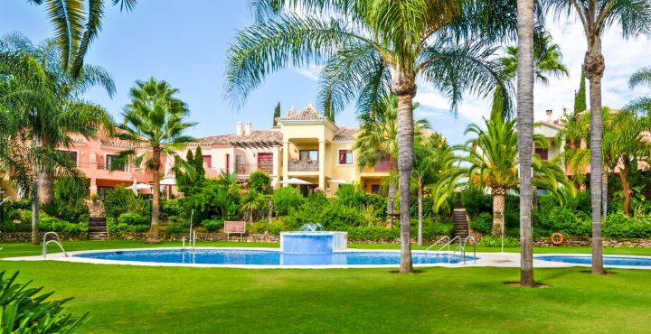 3-Bedroom townhouse for sale in Marbella Golden Mile
