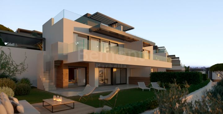 Brand new luxury townhouse in Atalaya Golf, Estepona