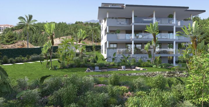 Modern 3 bedroom penthouse for sale in Mijas Costa, Marbella East