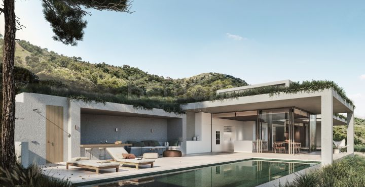 New build contemporary villa for sale in Monte Mayor, Benahavis