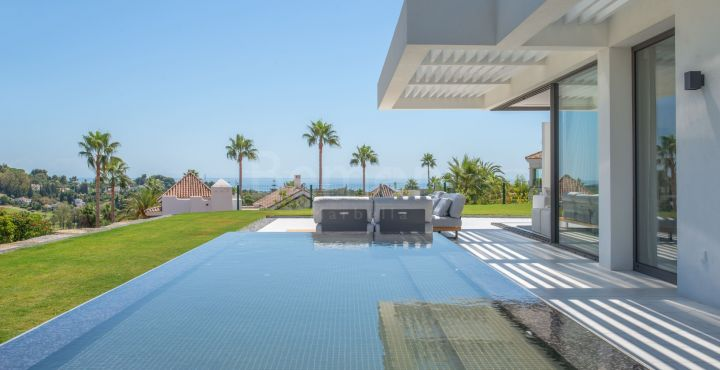 Appartement te koop in Mirador del Paraiso, Benahavis