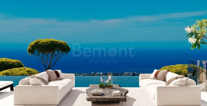 Luxury new build villa for sale in Real de la Quinta, Benahavis