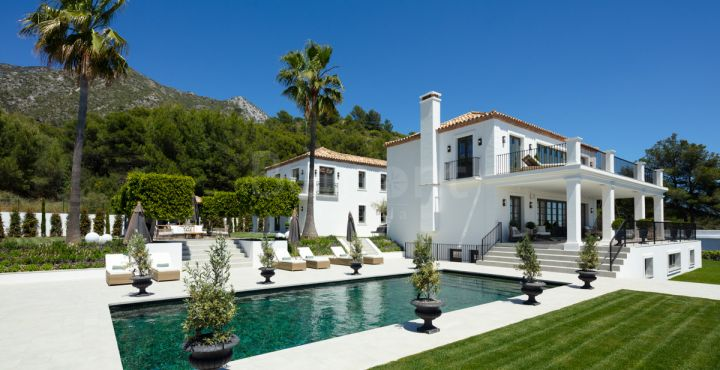 Outstanding luxury villa for sale in Sierra Blanca, Marbella Golden Mile