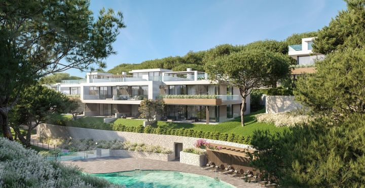 2-bedroom golf apartment for sale in Cabopino, Marbella East