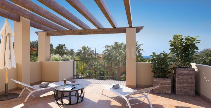 3 bedroom townhouse for sale in Estepona, Marbella West