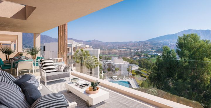 3 bedroom penthouse in La Cala Golf, Marbella East
