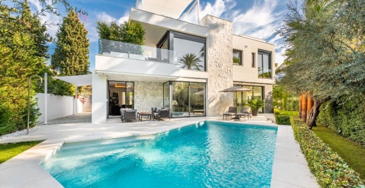 Villa te koop in Marbella Golden Mile