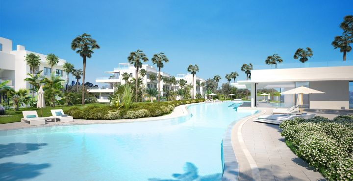 2-bedroom apartment for sale in Atalaya Golf, Marbella West