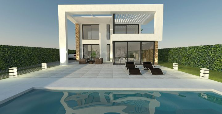 Superb 3 bedroom villa for sale in Marbella East