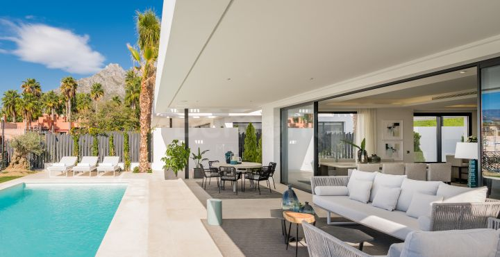 Luxury villas for sale in Marbella Golden Mile