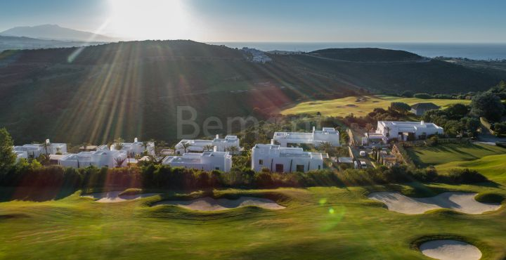 Luxury golf villas nestled in a beautiful natural setting