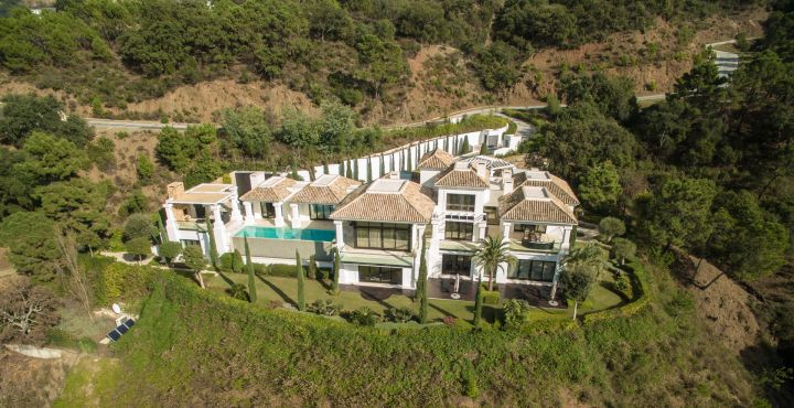 Luxury quality villa for sale in La Zagaleta - Marbella West