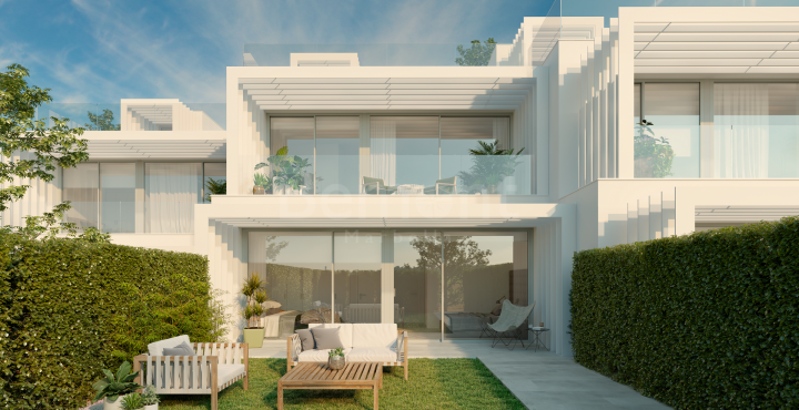 3 bedroom modern townhouse for sale in Sotogrande, Costa del Sol