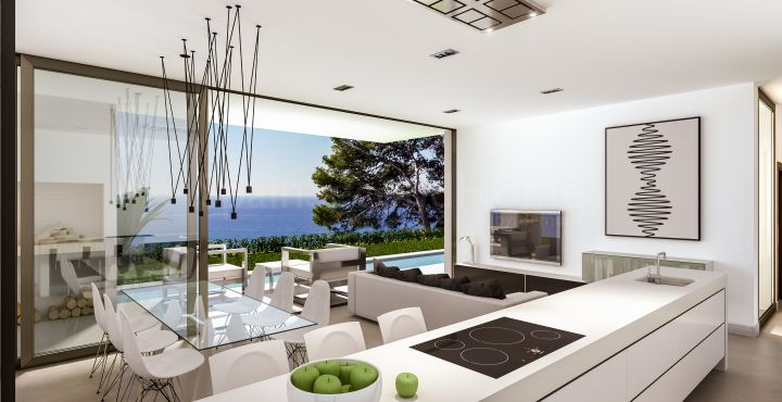 Contemporary villa for sale in Pedreguer, Costa Blanca North