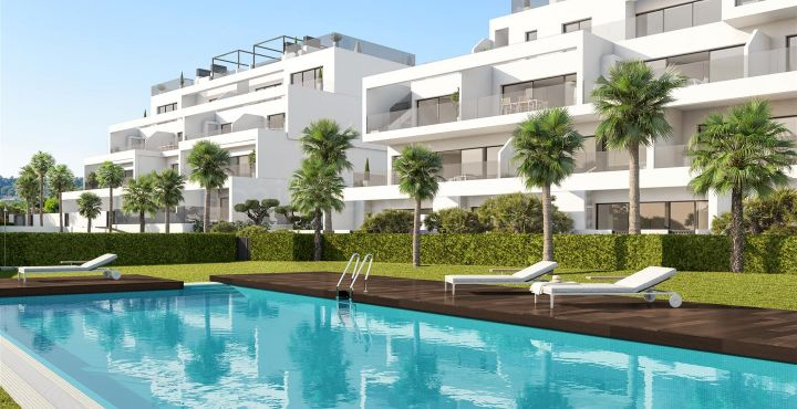 Fantastic golf apartment for sale in Costa Blanca South