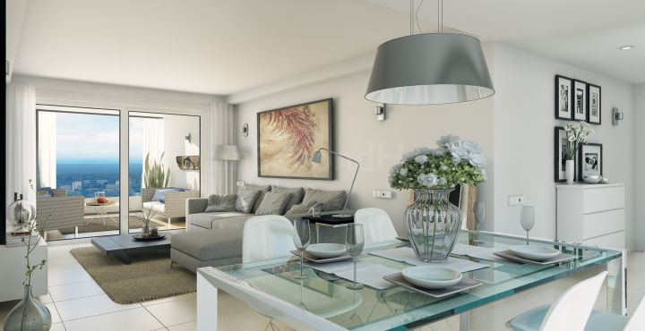 Brand new sea front ground floor apartment for sale in Punta Prima, Costa Blanca South