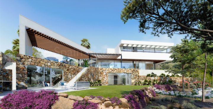 Modern luxury villa for sale in Orihuela, Costa Blanca South