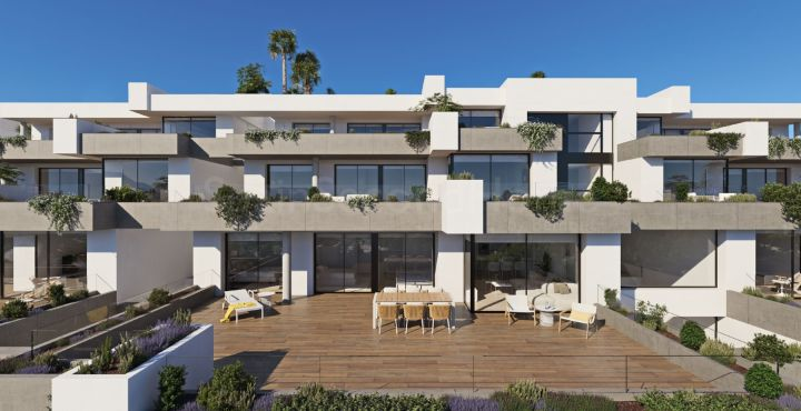 New build penthouse for sale in Denia, Costa Blanca North