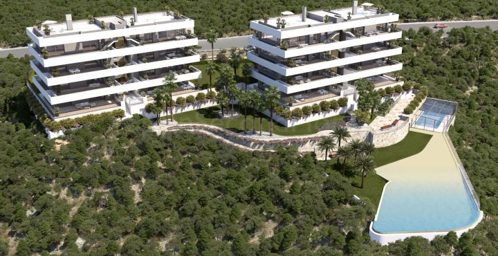 3 Bedroom golf apartment for sale in Las Colinas Golf