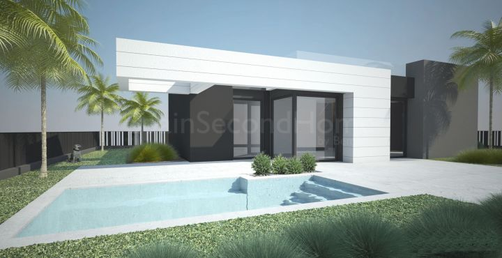 3 Bedroom modern villa for sale in Polop, Costa Blanca North