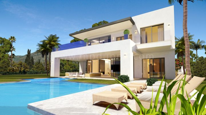 Marbella Golden Mile, Lomas del Marbella Club - Stunning Contemporary Villa