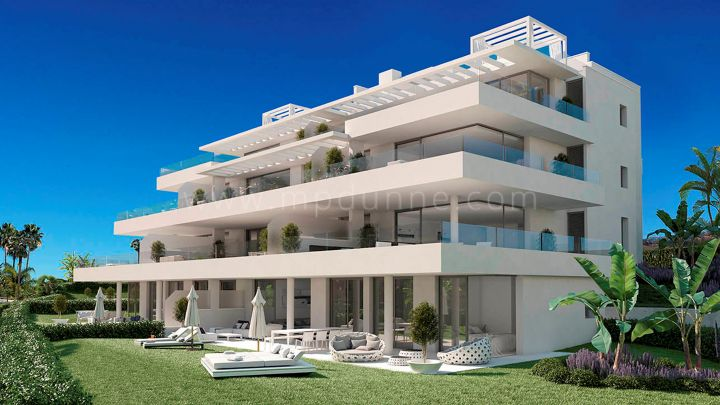Estepona, Cataleya, Fase II, Atalaya Alta, Off Plan Luxury apartments and penthouse