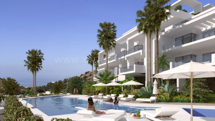 Marbella City, Palo Alto Modern Contemporary New Development in Marbella