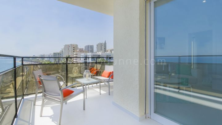 Marbella City, Marbella Centre, Great Location, Beachfront Apartment