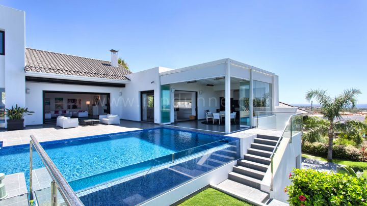 Benahavis, Benahavis, Los Flamingos Golf, Superbe Villa contemporaine design