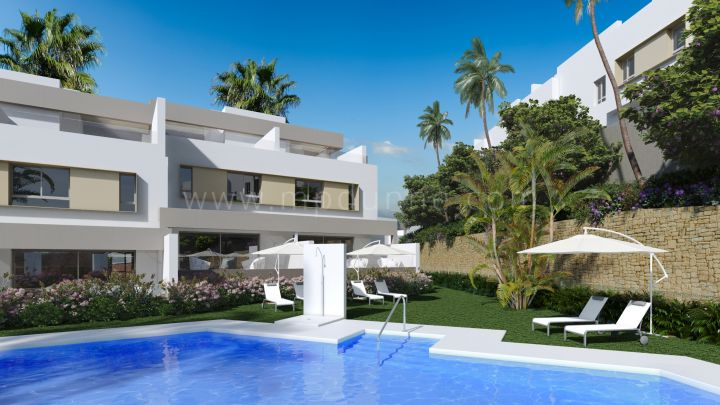 Mijas Costa, Horizon Golf, La Cala Golf Brand New townhouse with modern interior
