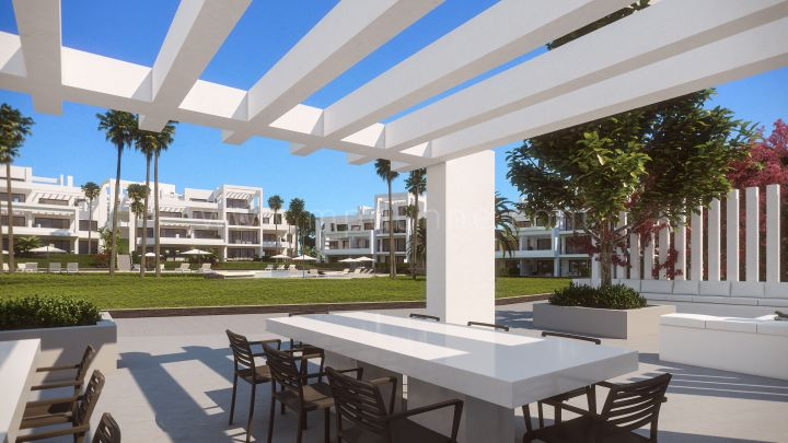 Estepona, Las Terrazas de Atalaya New Contemporary Style Development