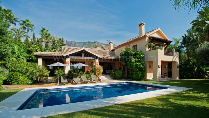 Marbella Golden Mile, Sierra Blanca, Marbella Golden Mile, Charming Villa