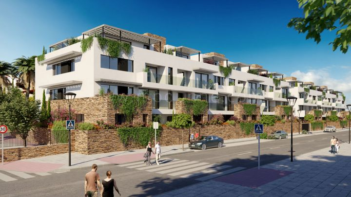 Mijas Costa, La Cala de Mijas, Brand new luxury apartments and penthouses