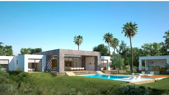 Benahavis, Monte Mayor, Benahavís, Brand New Signature Turnkey Contemporary Villa