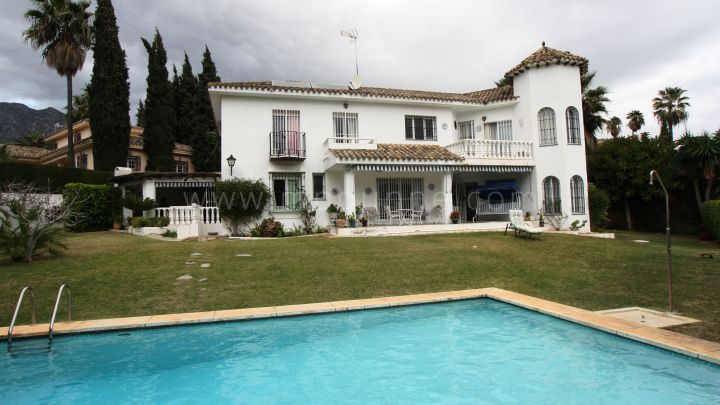 Marbella Golden Mile, Top Investment Potential Marbella Golden Mile Villa project