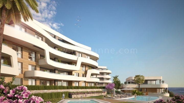 Mijas Costa, Aria, Mijas Costa, Off Plan contemporary apartments and penthouses