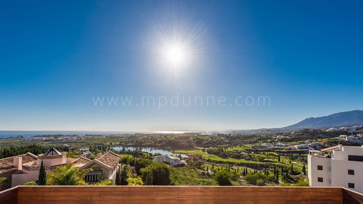 Benahavis, Residencial Hoyo 19, Golf Los Flamingos, Benahavis, Superbes appartements contemporains