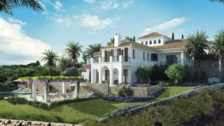 Casares, Finca Cortesín, Casares, Brand New Unique Luxury villas for Sale