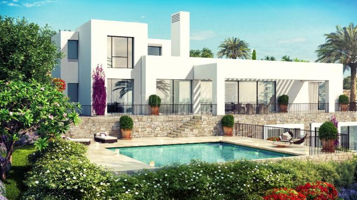 Casares, Green 10, Casares, Brand New Luxury Villas with great golf, mountain and sea views