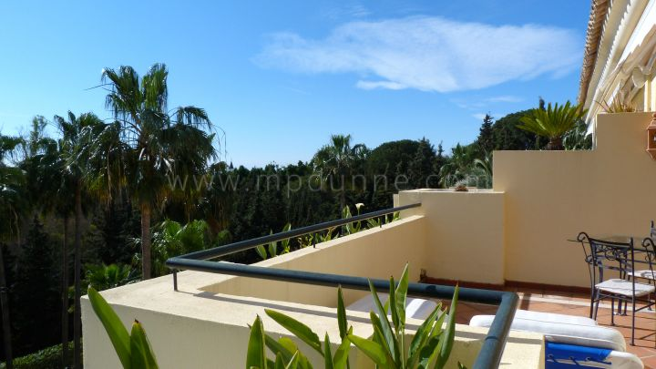 Marbella Golden Mile, Duplex Penthouse with Sea Views in Marbella Golden Mile