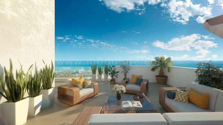 Marbella City, Cañada Homes, Marbella, 2, 3, 4 bed Off Plan apartments for sale