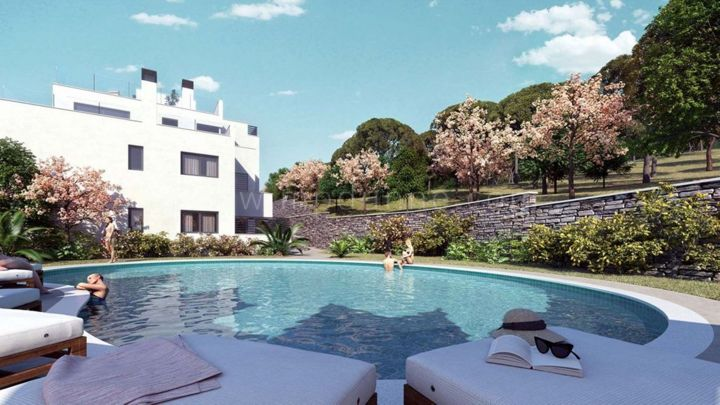 Marbella City, Cañada Homes, Marbella, Apartments Off Plan of 2, 3, 4 bed for sale