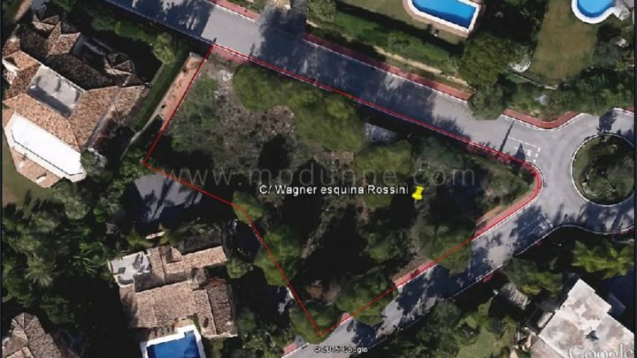 Marbella Golden Mile, Sierra Blanca, Golden Mile, Plot of Land for Sale