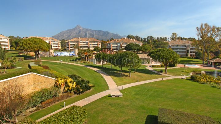 Marbella Golden Mile, Stunning apartment in la Trinidad, Marbella Golden Mile