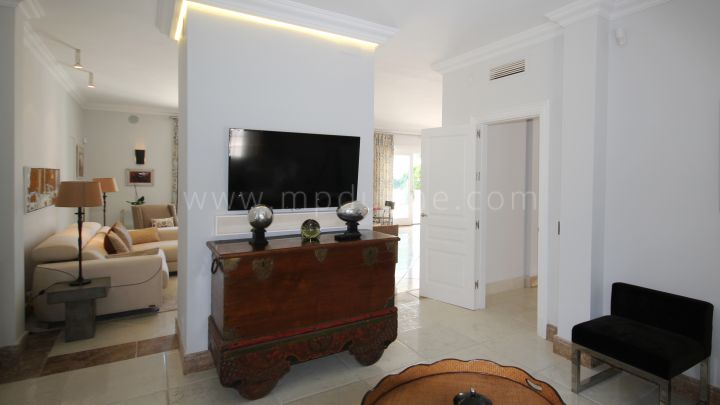 Perfect Family Home in Sierra Blanca estate Marbella Golden Mile