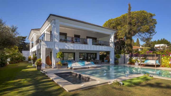 Marbella Golden Mile, Spectacular villa in Marbella Golden Mile
