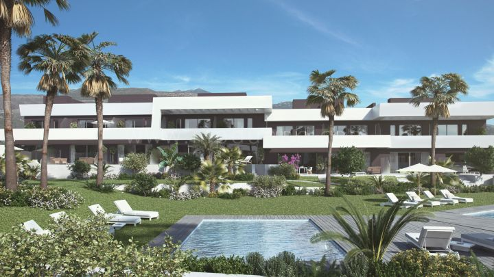 Mijas Costa, Contemporary style off-plan development of 48 luxury townhouses in La Cala de Mijas